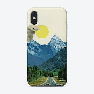 Moving Mountains Phone Case