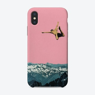 Higher Than Mountains Phone Case
