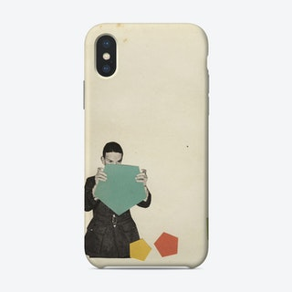 Discovering New Shapes Phone Case