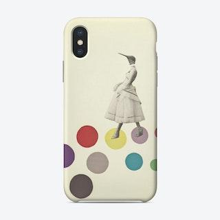 Bird Lady Phone Case