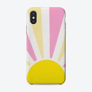 Sunburst Phone Case