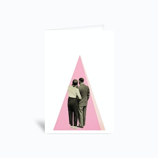 It's Just You and Me, Baby Greetings Card