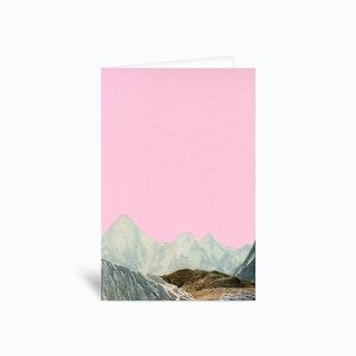 Silent Hills Greetings Card