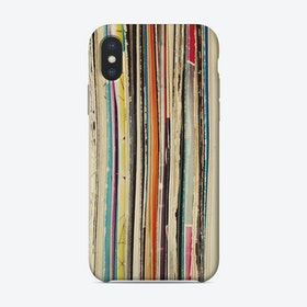 Record Collection Phone Case