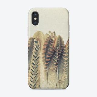 Feather Dip Phone Case