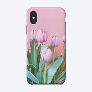 Spring Tulips Phone Case