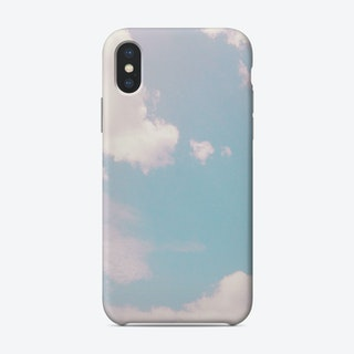 Every Cloud Has A Pink Lining Phone Case