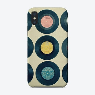 Vinyl Collection Phone Case
