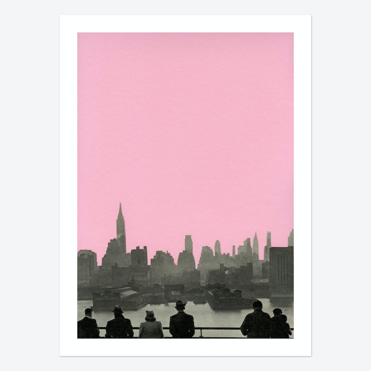 New York Nights Art Print