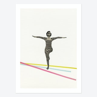 The Bold and the Bright Art Print