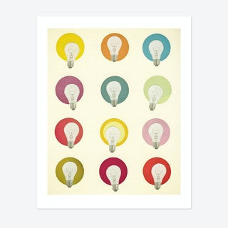 Bright Ideas Art Print