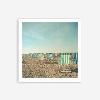 A Sea View Art Print