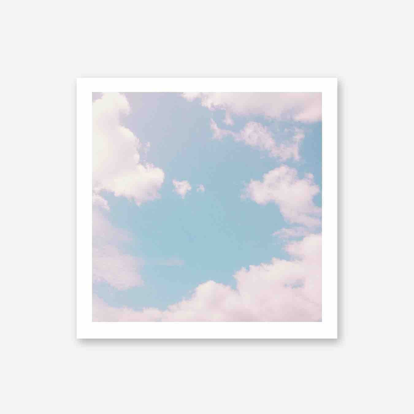 Every Cloud Has A Pink Lining Print