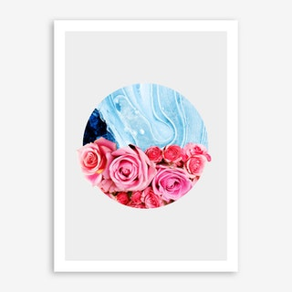 Unexpected Blossom Art Print