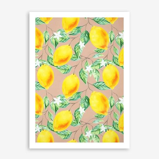 Lemon Fresh In Print