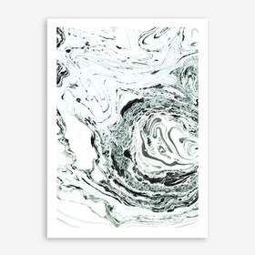 Salt In Art Print