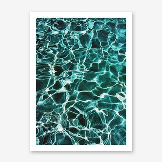Waiting for Summer In Art Print