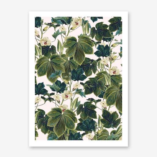 Wild Forest In Print