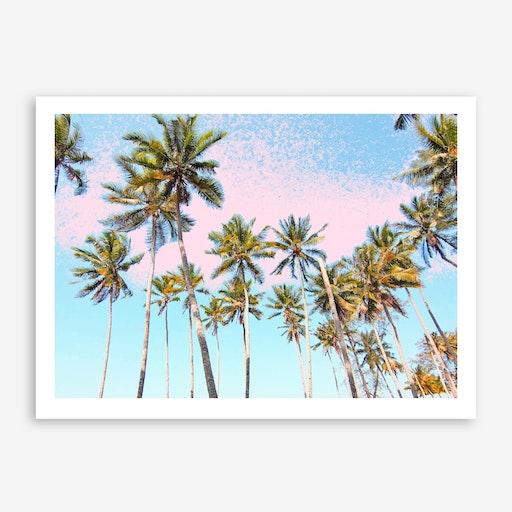 Coconut Palms Print