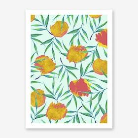 Floraison Art Print