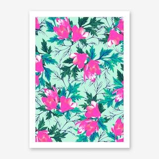 flory-main Art Print