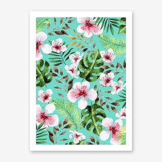 Lovely-v2 Art Print