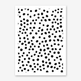 Singularity-V2 Art Print