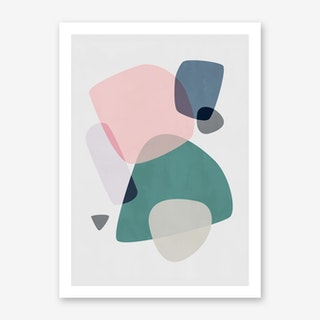 Graphic 182 Art Print