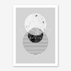 Minimalism 9 Art Print