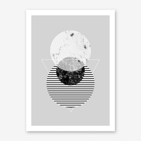 Minimalism 9 Kopie Art Print