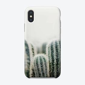 Cactus 1 iPhone Case