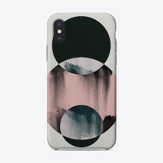 Minimalism 14 iPhone Case