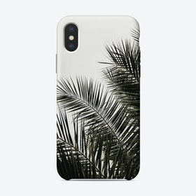 Palm Leaves 3 iPhone Case