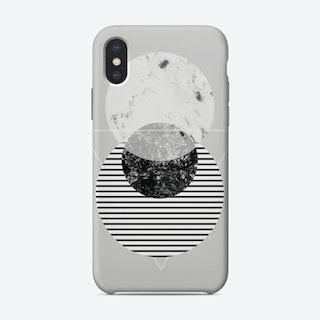 Minimalism 9 iPhone Case