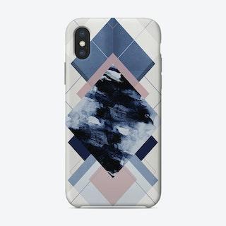 Geometric Textures 11 iPhone Case