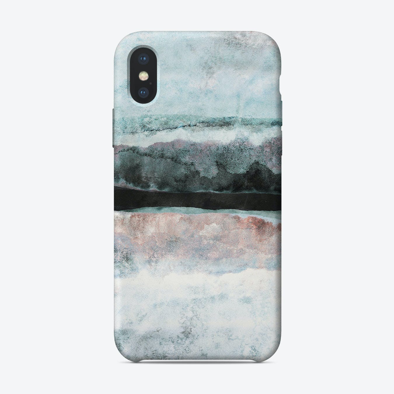Watercolors 24X iPhone Case