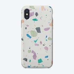 Terrazzo 2 iPhone Case