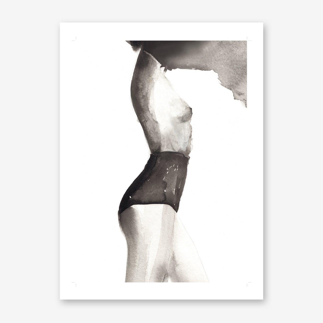 Say Hello 2 Art Print