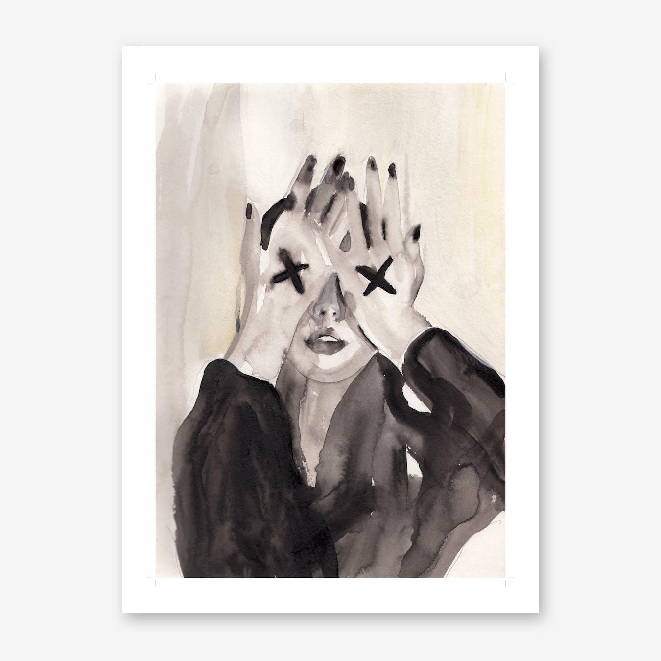 You Make Me Wanna 3 Art Print