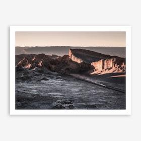 Landscapes Raw 2 Valle de la Luna