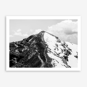 Landscapes Raw 2 Chacaltaya Art Print