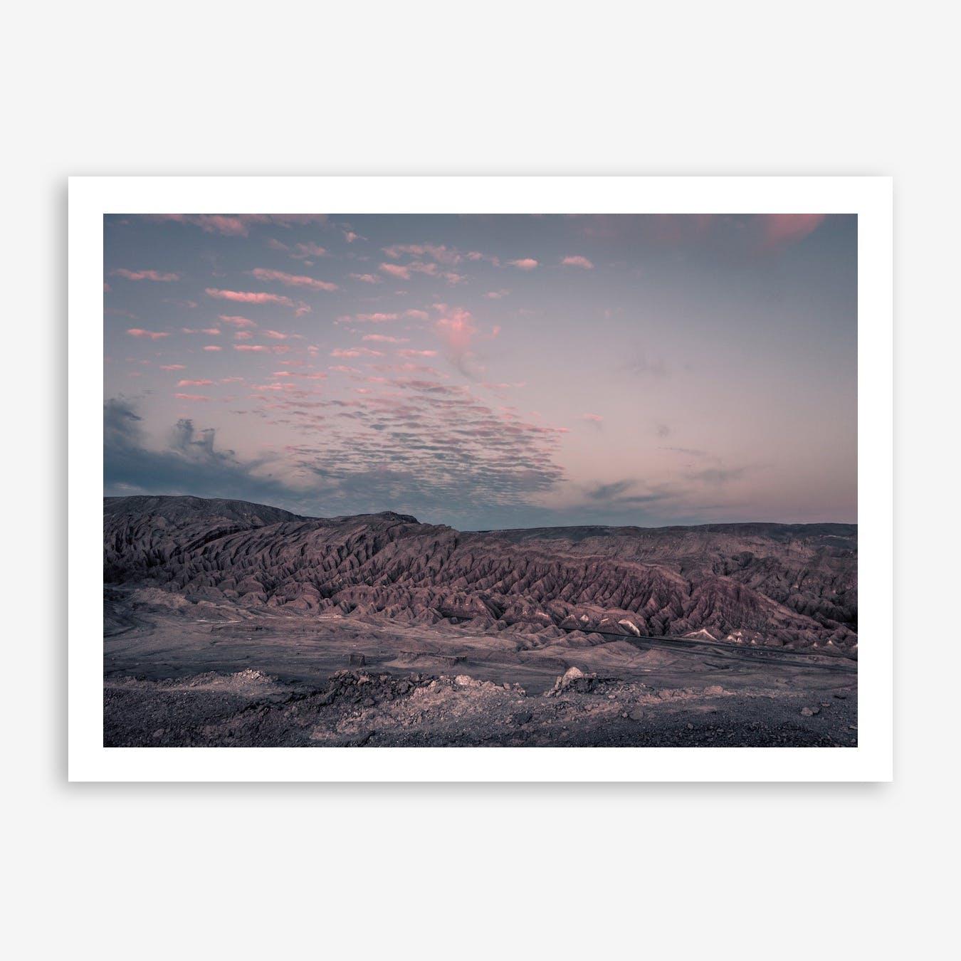 Landscapes Raw 3 Valle de la Luna