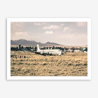 Landscapes Raw 3 La Paz Art Print