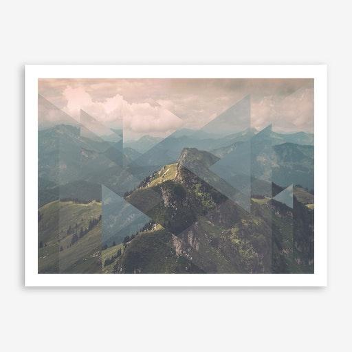 Landscapes Scattered 1 Alps