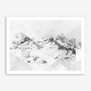Landscapes Scattered 1 Perito Moreno Art Print