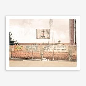 Streetball Courts 1 La Paz