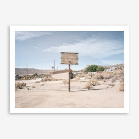 Streetball Courts 2 California Art Print
