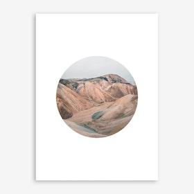 Landscapes Circular 3 Landmannalaugar