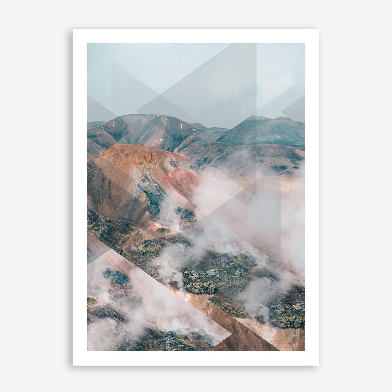 Landscapes Scattered 4 Monument Valley