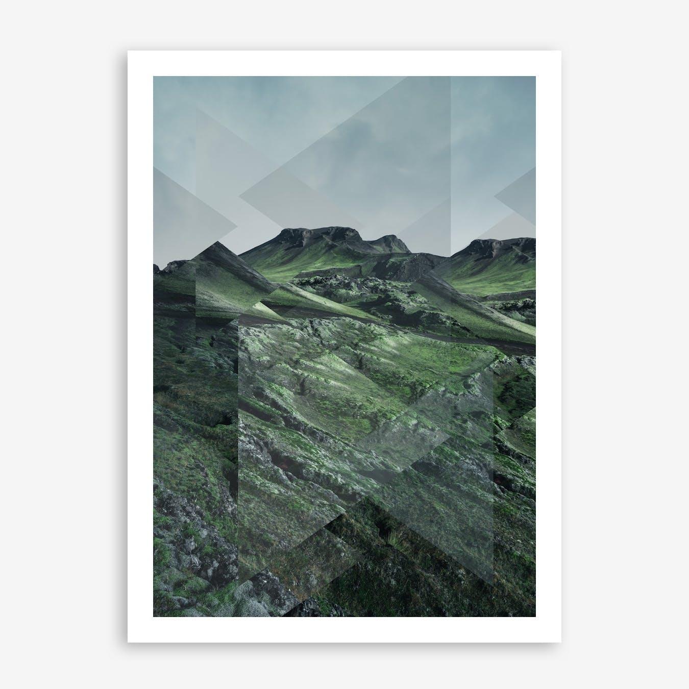 Landscapes Scattered 4 Nevado del Ruiz